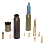 cartridges sorted by gi-360 ammunition inspection system